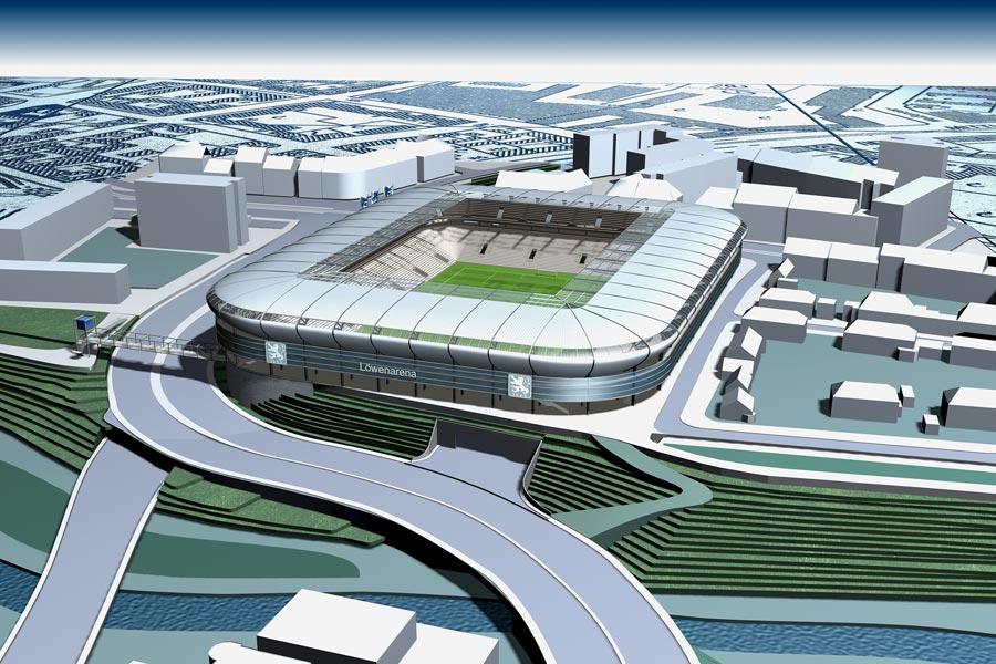1860 München Neues Stadion